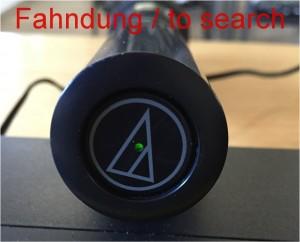 Funkmikrofon Audio-Technica ATW-R700